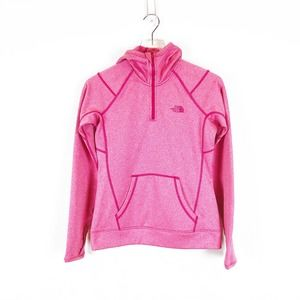 The North Face Pull Over Fleece Lined Sweater
